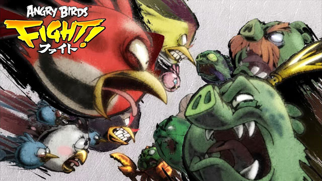 Angry Birds Fight! – Out Now in Asia Pacific!
